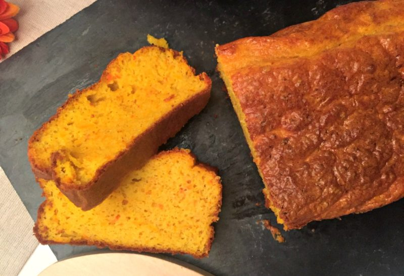 Cake au potimarron Sans Gluten