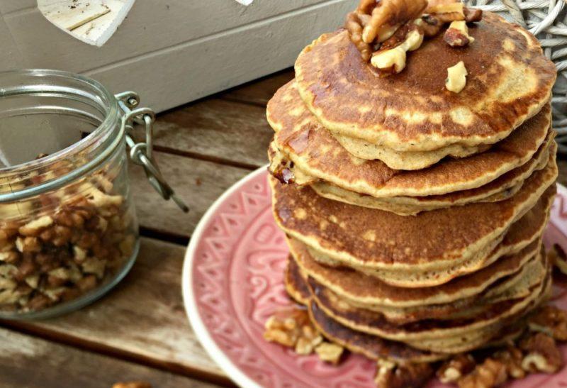 Pancakes bananes à la farine de petit épeautre