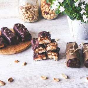 Incroyable Snickers vegan (encore meilleur que les «vrais» !)