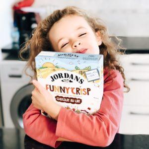 Léna teste les nouvelles céréales Jordans pour enfants !