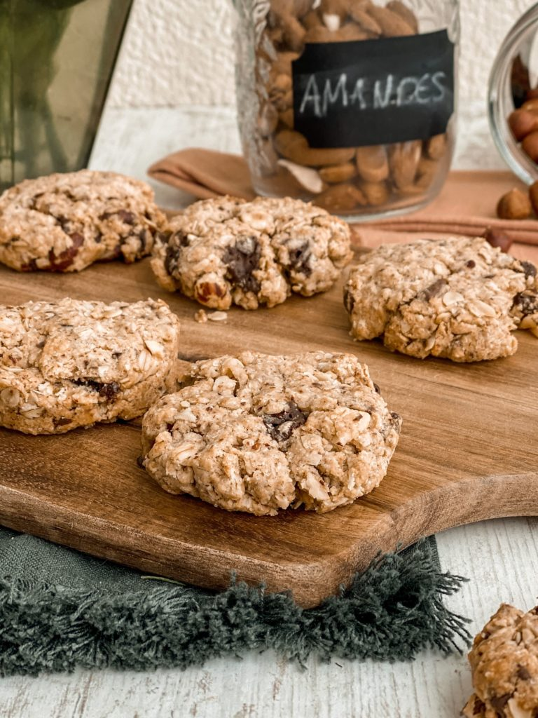 Cookies flocons d'avoine
